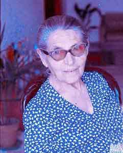 My Grandmother Giuseppina